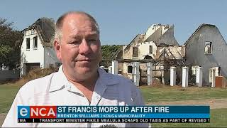 Mop-up operations continue in St Francis