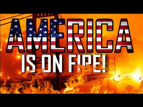 Breaking Signs: AMERICA Is On FIRE! We Are Seeing Harbingers & Warnings of Things to Come!! Mark Fox
