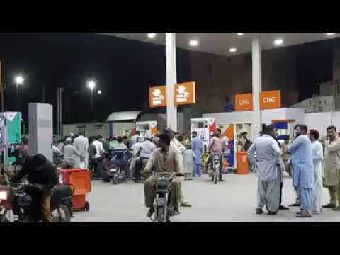 Fuel Shortage Rumors Trigger Panic