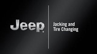 Sostituire ruota Jeep COMPASS Nuovo Modello