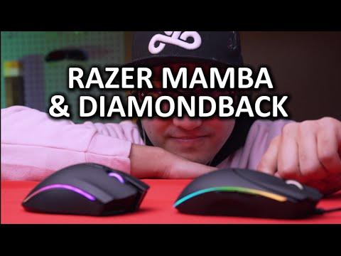 Razer Mamba & Diamondback 2015 - Old friends with a new twist - UCXuqSBlHAE6Xw-yeJA0Tunw