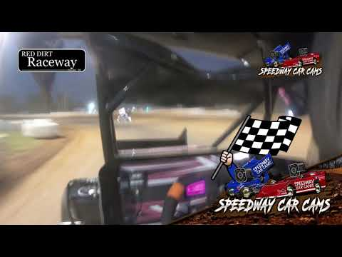 #9 Abigayle lett - Restrictor - 6-11-2021Red Dirt Raceway -In Car Camera - dirt track racing video image