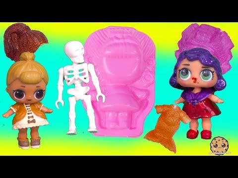 JELLY Outfits LOL Surprise Big Sister Customs Peanutbutter + Jelly Video - UCelMeixAOTs2OQAAi9wU8-g