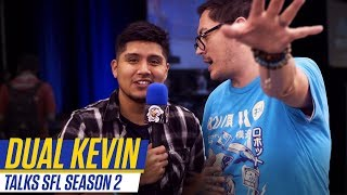Street Fighter League Season 2 Predictions - Dual Kevin(EVO 2019)