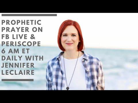 Prophetic Prayer: What's Descending On You