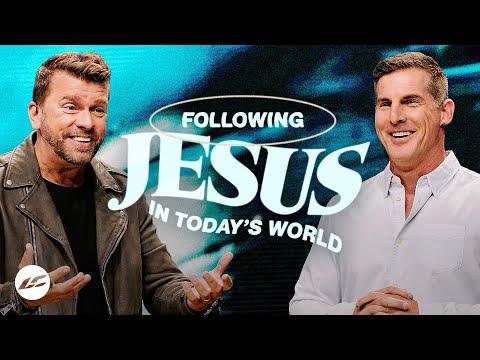 Following Jesus in Todays World  Joakim Lundqvist