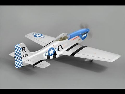 Phoenix Model Mustang P-51 50CC 30% - Maiden flight - UCz3LjbB8ECrHr5_gy3MHnFw
