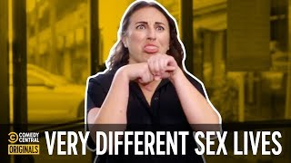 Comparing Extremely Different Sex Lives – Steph & Deb