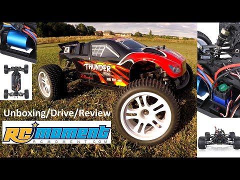 ZD Racing NO.9104 Thunder ZTX-10 2.4GHz 4WD 1/10 Scale RTR - UCpgONso52_U8l8d5KM0UPKQ