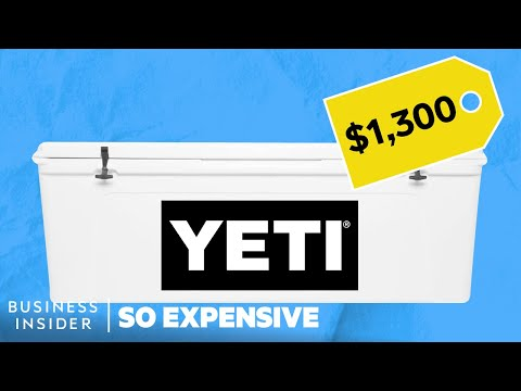Why YETI Coolers Are So Expensive | So Expensive - UCcyq283he07B7_KUX07mmtA