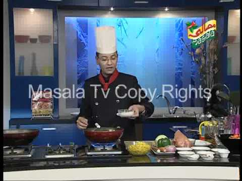 Chicken Broast by Chef Zakir http://karachifoods.com/kung-pao-beef-chicken-chowmein-chicken-schezwan-by-chef-zakir_vid4233