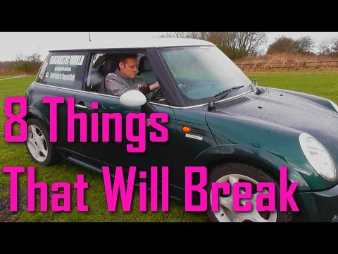 8 Things That Will Break Mini Cooper & Hatch - UCuSoF_PtfevoJgveg6E64nQ