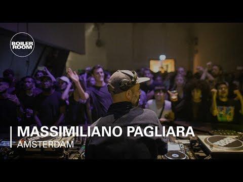Massimiliano Pagliara | Boiler Room x Is Burning ADE - UCGBpxWJr9FNOcFYA5GkKrMg