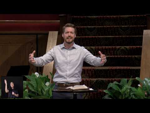 Sermon - 04/19/2020 - Pastor Ben Anderson - Christ Church Nashville