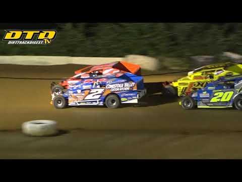 Big Diamond Speedway | Modified Highlights | 7/9/21 - dirt track racing video image