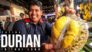 Durian - A Smelly Fruit Reviewed in Thailand