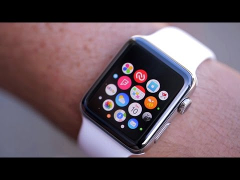 Apple Watch Series 2 review - UCCjyq_K1Xwfg8Lndy7lKMpA