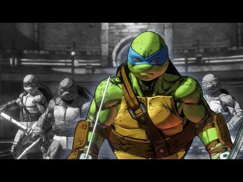 Teenage Mutant Ninja Turtles: Mutants in Manhattan - Leonardo Gameplay - UCKy1dAqELo0zrOtPkf0eTMw