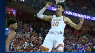 UT freshman Jaxson Hayes declares for NBA Draft