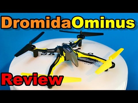 Dromida Ominus Quadcopter RTF Review, Unboxing, and Flight - TheRcSaylors - UCYWhRC3xtD_acDIZdr53huA