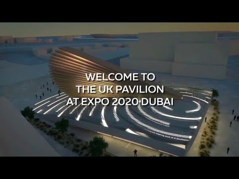 Discover the UK Pavilion at Expo 2020