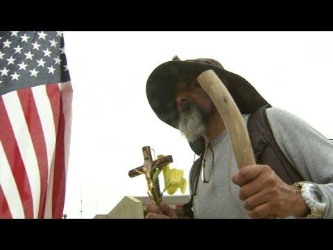 Giáo dân Orange County đi hành hương để ủng hộ trẻ em nhập cư