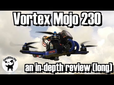 FPV Reviews: Getting in-depth with the Vortex Mojo 230, from Horizon/ImmersionRC - UCcrr5rcI6WVv7uxAkGej9_g