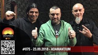 """""""Los Recuerdos del Futuro  de Adamantium"""" #075 sáb 23.09.2018"""