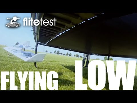 Flite Test - Flying Low - CHALLENGE - UC9zTuyWffK9ckEz1216noAw