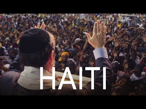Haiti: Repentance, Healing, and Freedom