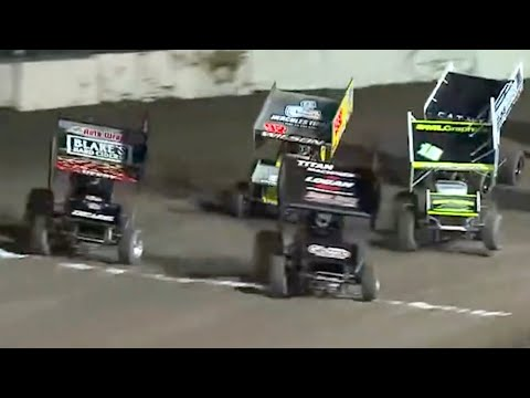 Highlights: ASCoC @ Fremont Speedway 10.9.2021 - dirt track racing video image
