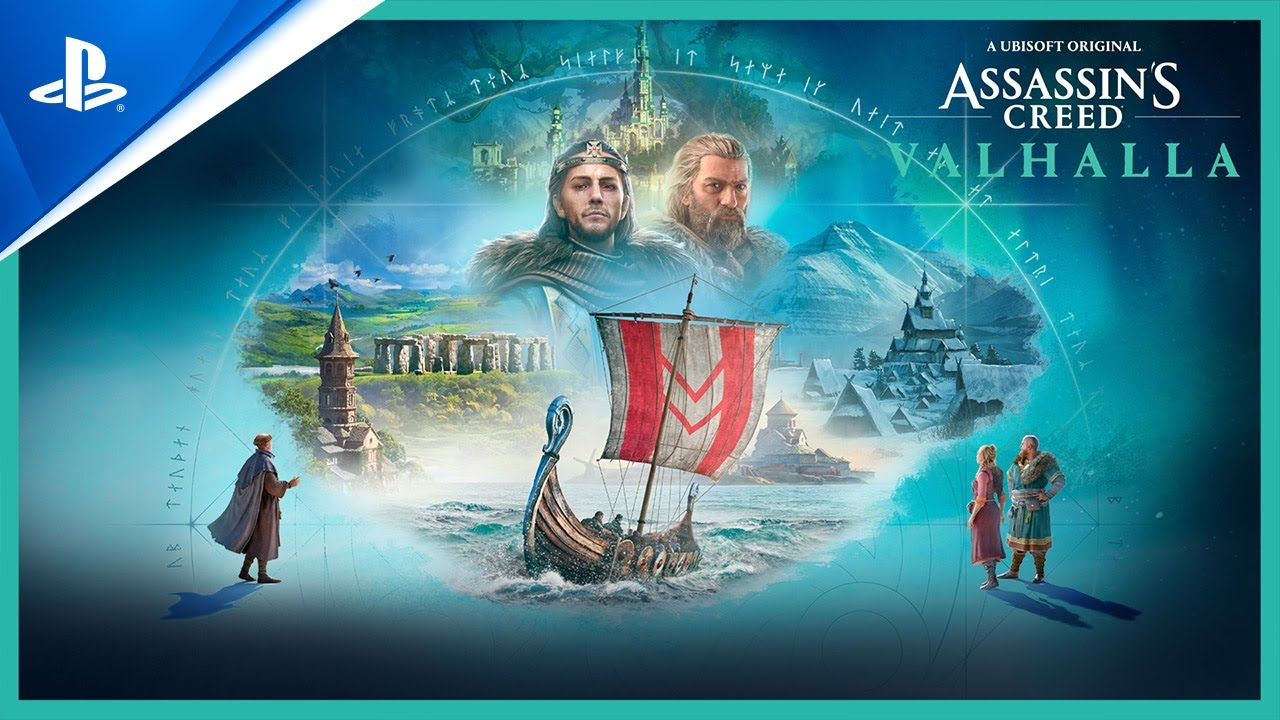Assassin's Creed Valhalla – Discovery Tour: Viking Age | PS5, PS4