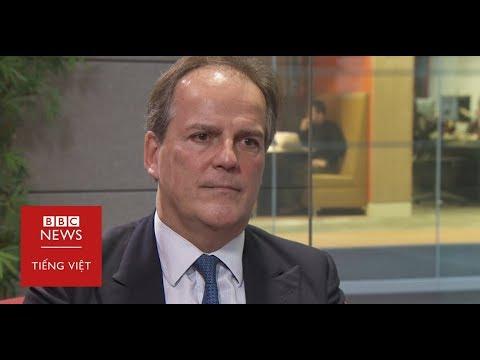 Anh Quốc muốn thúc đẩy hợp tác chống vấn nạn buôn người với VN - BBC News Tiếng Việt