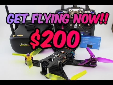 Get FPV DRONE RACING for ONLY $200!! Full Guide 2017 + GIVE AWAY - UC3ioIOr3tH6Yz8qzr418R-g