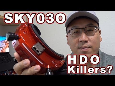 Fatshark HDO Killers? // Skyzone SKY03O FPV Goggles  - UCnJyFn_66GMfAbz1AW9MqbQ