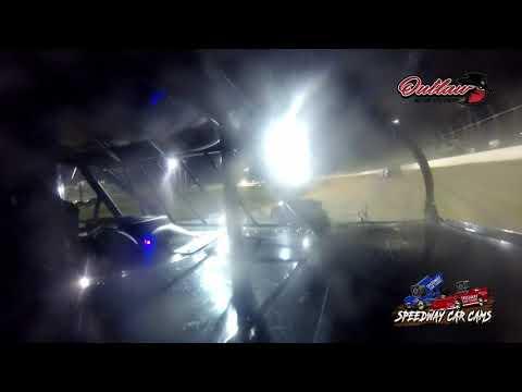#96jr Jon Herring Jr- Usra Modifed - 10-16-2021 Outlaw Motor Speedway - In Car Camera - dirt track racing video image