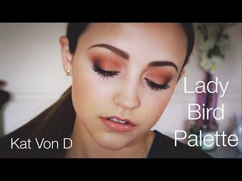 Burnt Orange - Kat Von D Lady Bird Palette