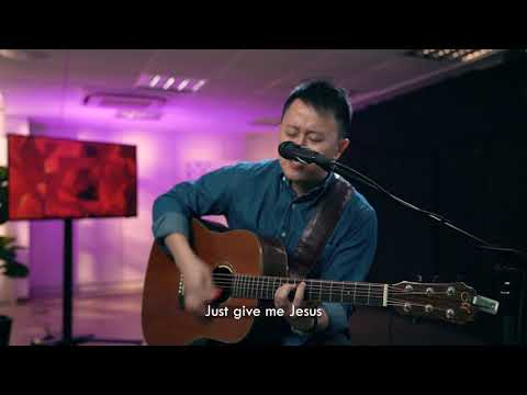 Worship with COOS (Give Me Jesus, The Steadfast Love, Cornerstone)