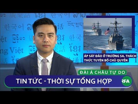 Tin nóng 24h 11/02/2019   Tàu chiến Mỹ áp sát đảo ở Trường Sa, thách thức Trung Quốc