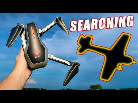 Will you Help us Find the Lost Plane? - Drone Search and Rescue - ZLRC Beast SG906 - TheRcSaylors - UCYWhRC3xtD_acDIZdr53huA