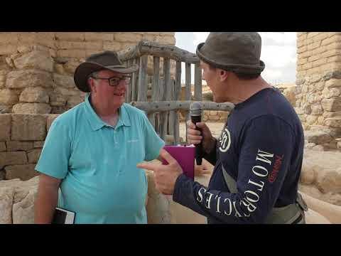 BEERSHEBA (ABRAHAM'S WELL) ISRAEL TOUR