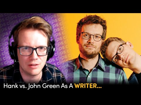 Hank Green Opens Up About His New Book, Pressure Being Related to John & More...