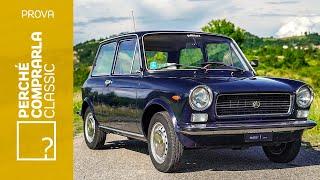 Autobianchi A112 Prima Serie 1969-1973