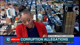 Corruption allegation at National Lotteries Commission