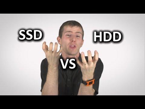 SSDs vs Hard Drives as Fast As Possible - UC0vBXGSyV14uvJ4hECDOl0Q