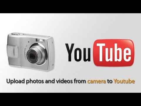 How to Upload Photos and Videos from your camera to YouTube - UCXAHpX2xDhmjqtA-ANgsGmw