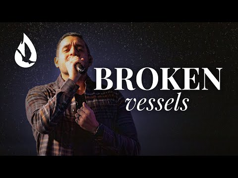 Broken Vessels (by HILLSONG UNITED) with Lyrics  Worship Cover by Steven Moctezuma