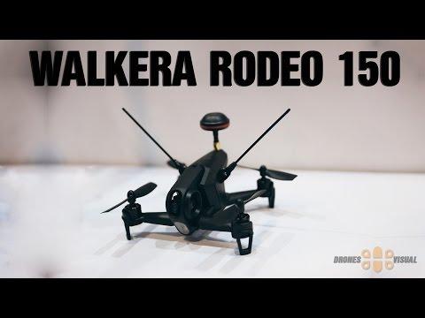 Walkera Rodeo F150 FPV Racer in Action - UC2nJRZhwJ1XHmhiSUK3HqKA