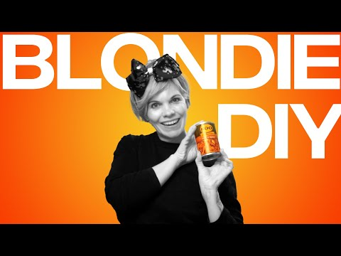 Blondie DIY - Make your Worsbroodjie! (Father's Dayy)