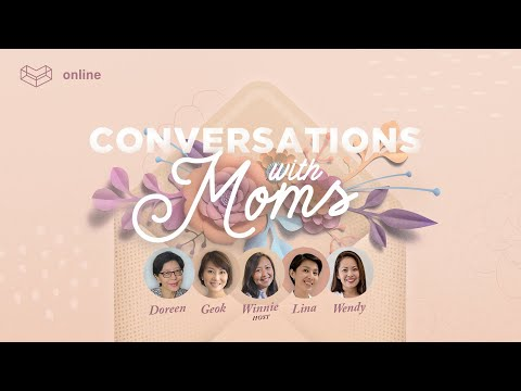 Conversations with Moms  Cornerstone Community Church  CSCC Online
